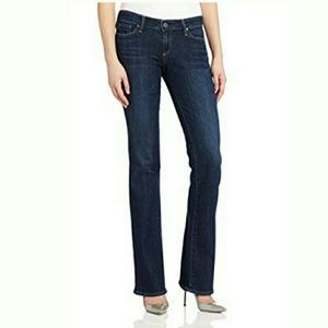 AG Adriano Goldschmied Jessie Curvy Boot Cut Jeans